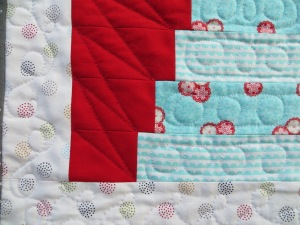 birthday cake quilting