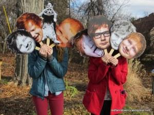 Ed Sheeran x 8