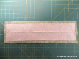 waistband & interfacing